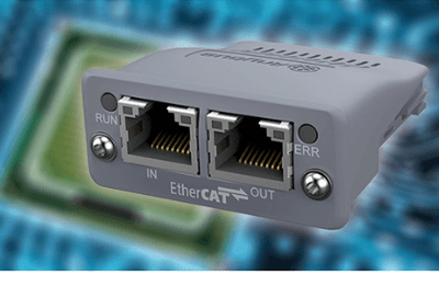 EtherCAT semiconductor support