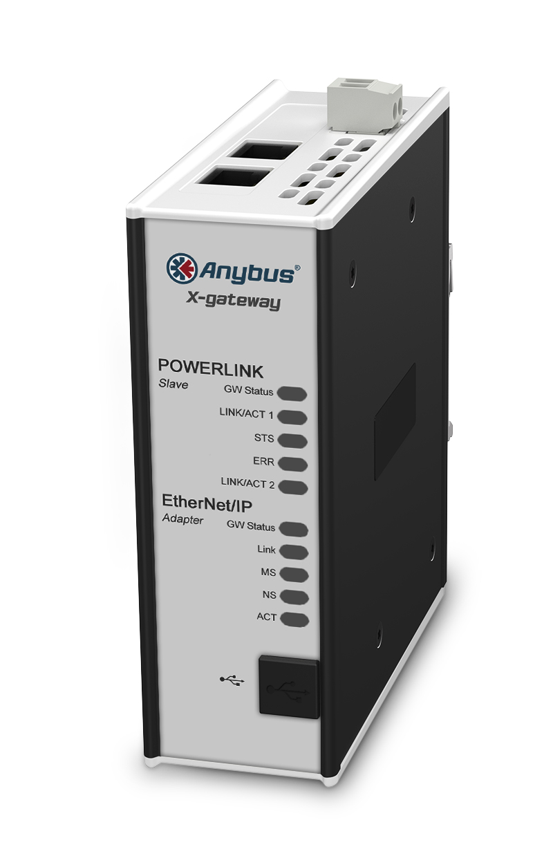 X-gateway POWERLINK