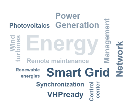 Applications and Solutions for Energy and Smart Grid