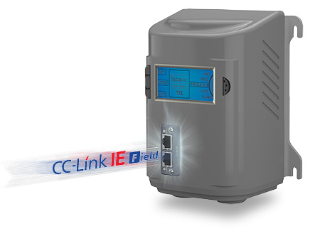 Integrate CC-Link IE Field technology