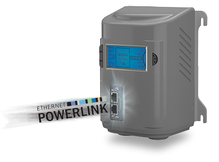 Integrate POWERLINK technology