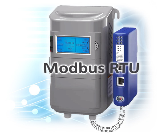 Serial Modbus-RTU device