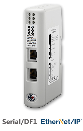 EtherNet/IP to Serial Linking Device