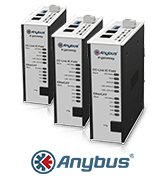 Anybus X-gateways CC-Link-IE-Field