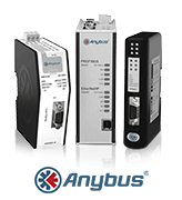 Anybus X-gateways for Profibus