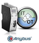 Anybus IT/OT Gateway for Profibus