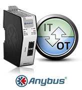Anybus IT/OT Gateway für Profinet