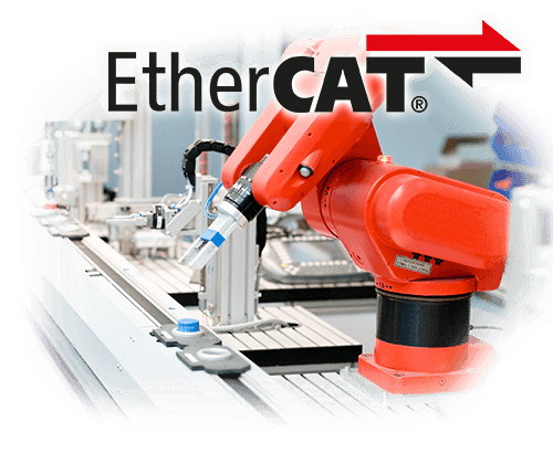 Anybus products for EtherCAT