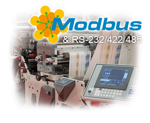 Products for Modbus RTU