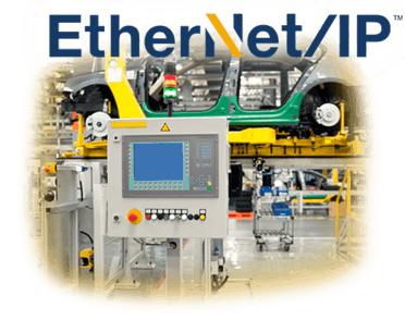 Anybus Produkte für EtherNet/IP