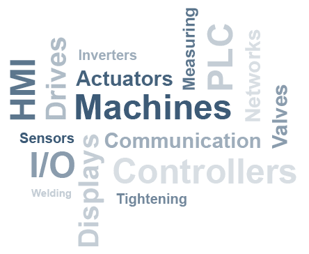 Solutions for the Industrial Automation
